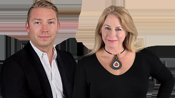 Katie Renyolds & Alex Zijlstra
